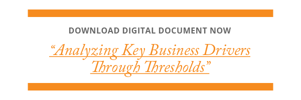 "Downloadable Document to ""Analyzing Key Business Drivers Through Thresholds"" from Category Management Knowledge Group"