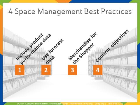 Space Management Best Practices