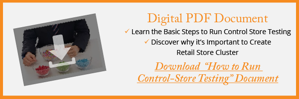 "Complimentary Download of ""How to Run Control-Store Testing"" PDF Document from Category Management Knowledge Group"