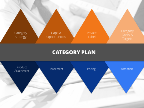 Create A Category Plan With Insights And Recommendations